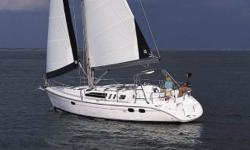 Beautiful easy to sail with many upgrades including a B&G electronics suite and Three bladed propeller.  In-mast furling and ProFurl head sail furling offer ease of handling. This Three stateroom vessel is an ideal Northwest boat with Forced air