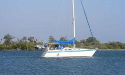 1983 Hunter HUNTER 34 SL I am putting my beloved Hunter 34 up for sale due to health reasons. Built in 1983 hull number 123 this boat has had many upgrades to prepare for extended cruising. From windlass to davits its ready for sailing. It only needs a