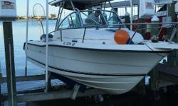 2nd Owner Vessel - Ready for Fishing or Cruising Yamaha 250 Four Stroke Power Large Fish Box - Fresh Water and Salt Water Washdown Head w/ Macerator and Overboard Discharge Live Well - Cooler - Battery Charger Furuno GPS GP 1650WF CMap NT- iComICM59