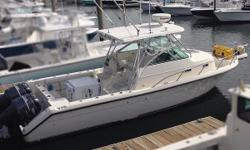 Preliminary Listing; check back for more photos, details Rigged and Ready for Spring Check out this solid performing rig Considered to be among the best in her class, the Pursuit 2870 Walkaround is a top-quality offshore fisherman for anglers with an keen