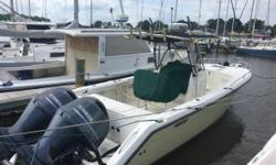 2001 Pursuit 2670 Cuddy Cabin I am looking for a new home for my boat. I have spent the last year completely refitting the boat with new Engines and Electronics. This is the closest you will come to a 2017 Pursuit without the 2017 prices. Everything has