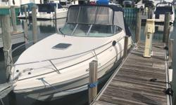 The Rinker 242 Fiesta Vee is a very popular boat with a dynamic layout and design. This is an excellent boat for first time buyers. The boat sleeps 4 and is equipped with everything you need to get on the lake for fun in the sun. Trades considered.