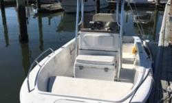 2001 Sailfish 186 CC Loaded excellent condition 18 Sailfish CC with low hours (635) Variable deadrise hull. 186 Long 92 beam. All composite (no wood) 115 YAMAHA 4 Stroke with 50 gallon fuel tank. 2014 All American Trailer with new tires and wheels (and