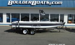 2001 Sanger Sang Air Payments as low as $194 / mo. * A craftsman is defined as one who creates or performs with skill or dexterity in the manual arts. At Sanger Boats, craftsmanship is still an art. They still build their wakeboard boats and ski boats