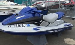 2001 SeaDoo GTX DI This 2001 SeaDoo GTX DI is very clean and has low hours. Hurry it won't last! Beam: 3 ft. 11 in.