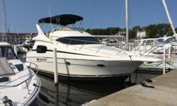 Very Clean, 1 Owner, 100% fresh water sport yacht new to the market! Rare twin Cat 3126 diesel power inboardswith only 485 hours. Nominal Length: 45.8' Length Overall: 46.3' Max Draft: 3.8' Engine(s): Fuel Type: Other Engine Type: Inboard