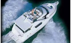 """2001 Silverton 453 MOTOR YACHT Fantastic live aboard opportunity! The 453 Motoryacht by Silverton offers enormous interior and on deck spaces, with great thought given to entertaining and """"traffic flow"""" throughout the vessel. She has the equivalent of two"""