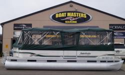 2001 Sweetwater 24SC Hull color: White/Green Stock number: used-329