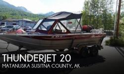 Actual Location: Wasilla, AK - Stock #101318 - Boat runs good and everything is in good working condition!!This is a brand new listing, just on the market this week. Please submit all reasonable offers.At POP Yachts, we will always provide you with a TRUE