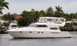 JUST REDUCED - BY $20,000 - MAKING THIS A PERFECT DEAL FRESH BOTTOM & BOOT-TOP PAINT JOB + PROPSPEED (SUMMER 2016) New Engine Gauges Installed on Flybridge & Other Misc. Electrical & Mechanical Upgrades MAN 1000-Hour Service performed  * ALL