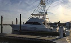 Just listed! One of the the most recently updated and refitted boats on the market today. Owner has owned this beautiful 61 sportfishfor a long time and recently spent $500,000 to update and refit it. All work was done by the pros at the Viking