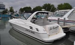 PRICE REDUCED 02/01/2018 to $75,000. (ORIGIANL OWNER) NICELY EQUIPPED AND BOASTING ALL OF THE SOUGHT AFTER OPTIONS THIS 2001 WELLCRAFT 38 EXCALIBUR OFFERS A GREAT OPPORTUNITY -- SEE FULL SPECS FOR ADDITIONAL INFORMATION. LOW INTEREST EXTENDED TERM