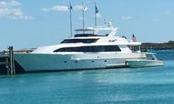 My Girl, one of the few 95' Westport yachts built to date, exemplifiescasual elegance to perfection. Purchased by the current owner in 2012. Extensive refits have addressed all major areas within the boat. Salon updated to replicate newer Westport