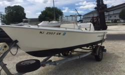 GREAT FISHING BOAT! This 2002 Aquasport 175 Osprey is powered by a 90HP Johnson, also includes trailer. The trailer is older but has had updates done to it. Will not last long, call today! Beam: 6 ft. 9 in.
