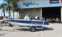 2002 Bay Stealth VIP, BRAND NEW I-PILOT 80 MINN KOTA ONLY 430 HRS ON ENGINE Stock # 8464C2002 VIP BAYSTEALTH 2002 YAMAHA 150 hp. 2 STROKE 2016 TOYT Single Axel Trailer There is some wear and tear on the upholstery . Overall this 18 ft baystealth is in