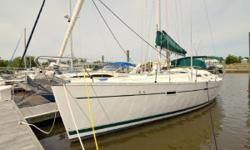 "Bottom Painted hull waxed 09-2018 - New Sails / This beautiful 393 Beneteau has just returned from cruising the Bahamas. She is available as owners are moving up into a larger vessel. Numerous upgrades and fine-tuning make this ""ready to cruise"" vessel an"