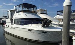 Very clean low hour Cheseapeke Bay boat. Makes the perfect family boat for cruising.2head 2 Stateroom with pull out and dinnette gives you enough sleeping for kids and their friends. Dink and outboard not included in sale.  Nominal Length: