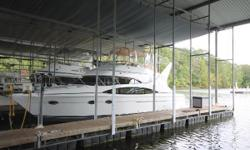 The Carver 410 Sports Sedan is built on Carvers full beam salon design that started an industry revolution. Raising the side decks to near fly-bridge level make room for spacious interiors uncommon in midsized motor yachts. Add the cockpit and extended