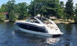 2002 Cobalt 360 2002 Cobalt 360 Loaded with 2017 upgrades. New gelcoat. New outdrives. New stereo. New batteries. Low hours. Freshwater. The Cobalt 360 Performance Cruiser is equipped with dozens of standard features and buoyed by an options list that