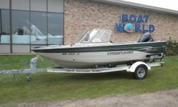 2002 Crestliner 1850 Sportfish & 150HP Yamaha V-Max Outboard! Motor Runs Great! This Welded Aluminum Crestliner Fishing Boat Features, Front Casting Deck With Swivel Seat Base, Storage And A Live Well, Full Walk Through Windshield, Two Movable Swivel