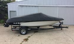 2002 Crownlike 180 BR Open bow in excellent condition. Waxed and interior detailed every year before storage. Kept out of the water/weather on a boat lift with full canopy. Upgraded stereo, Full playpen cover, Mercruiser 4.3 V6 , great power with fuel
