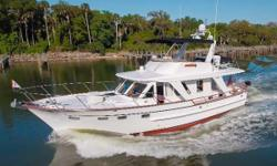 JUST REDUCED, .Serious Seller and owner wants it sold.  This is one of the most well equips Defever 's ever built. She has Three staterooms, two heads, galley up, two helms and covered side decks. Teak is in good shape and recently was