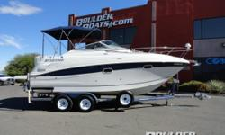 2002 Four Winns 248 Vista Payments as low as $243 / mo. * Looking for a first step up to the cruising lifestyle? Or looking to simplify your life on the water? The 248 Vista may be your best choice. This cruiser offers full big boat amenities, Four Winns
