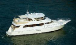 """75,000 PRICE REDUCTION WE HAVE FOUND OUR NEXT BOAT, BRING ALL OFFERS $600,000 of extras & upgrades """"Avanti"""" is a highly customized 2002 75 Hatteras MY Sport Deck that has been impeccably maintained since new. Her first owner traded up to an 80 Hatteras MY"""
