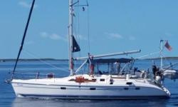 A Beautiful Bluewater Cruiser, Pascana has had two successive owners who took all of the well-known qualities and spaciousness of Hunter's flagship center cockpit and enhanced them with many additions and custom built improvements. The Hunter 456 Passage