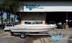 2002 Maxum 1900SR Location: Marrero, LA, US 2002 Maxum 1900SR PRICE REDUCED WAS $9,495 NOW $6,995 2002 MAXUM 1900SR The Maxum 1900 SR offers an open bow design with a walk-through windshield and plenty of up-front seating and sunning room. Powered by a