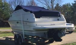 SALE PENDING 2002 Regal 2460 COMMODORE EXCELLENT CONDITION! Hull color: White Stock number: USED-994