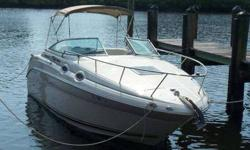 2002 SEA RAY 260 Sundancer, Excellent Condition, Indoor rack stored since new,One owner, only 175 Hrs, Immaculate inside and out. marinadelray.com