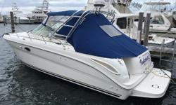 New (2012) 6.0 350 Mag's under Warranty till 2019 New Garmin Touch Screen The Sea Ray 290 Amberjack is the answer to the fervent prayers of both sportfishermen and cruising enthusiasts alike. Because the 290 Amberjack is designed to meet several boating