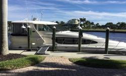 The perfect cruising vessel, 3 stateroom, roomy salon fully equipped galley. All new electronics, engines freshly serviced and Bottom new in last 6 months. Boat is easy to show. Nominal Length: 48' Length Overall: 50.4' Max Draft: 3.9' Engine(s): Fuel
