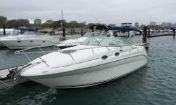 2002 Sea Ray Sundancer in excellent shape. 5.0 L 260 HP MPI