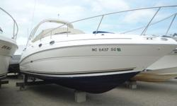 NEW LISTING! Beam: 9 ft. 5 in. Optional features: CONTACT LISTING BROKER DAVE GILES @ 313-919-2628 FOR ADDITIONAL INFORMATION REGARDING THIS VESSEL! Compass; Depth fish finder; Boat cover; Vhf radio; Stereo; Bimini top; Gps loran; Fridge; Shower; Swim