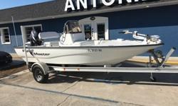 2003 182 Fish Master, 90HP Suzuki 4 stroke, Trolling Motor, Live well, Aluminum trailer. $8,900.00 727-862-0776 Antonietti Marine