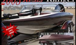 Hi my name is Jim Sipes, I am the original owner of this 2003 210 Reata Ranger. I have taken exceptional care of this boat and I hate to even part with it but we started scuba diving and we need something we can get enter more safely after a dive. This