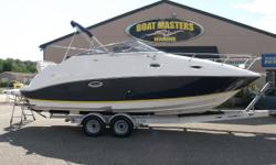 2003 Regal 2665 Commodore, LIKE NEW!! Only 45 Hours! 2003 Regal 2665 Commodore Cruiser with Mercruiser 350 MAG MPI B-3, 300 HP and Trailer. LIKE NEW!! 2003 Regal 2665 Commodore Cruiser with Mercruiser 300 HP and Trailer. LOW HOURS!! ONLY 45 350 MAG MPI