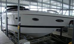 THIS A BEAUTIFUL ONE ONWER COBALT 360 THAT HAS BEEN GINGERLY CARED FOR SINCE DAY ONE. SHE HAS BEEN SPARED TO KEEP HER IN TOP CONDITION. IF YOU ARE LOOKING FOR ALL THE AMENITIES OF A TRUE SPORT CRUSIER THAT WILL GET UP AND RUNING WITH THE BIG DOGS, LOOK NO