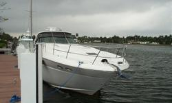 """More Category: Powerboats Water Capacity: 150 gal Type: Express Cruiser Holding Tank Details:  Manufacturer: Sea Ray Holding Tank Size:  Model: 510 Sundancer Passengers: 0 Year: 2003 Sleeps: 0 Length/LOA: 51' 0"""" Hull Designer:  Price: $488,995 /"""