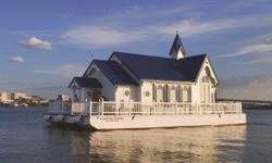 This boat is fully certified with COI for up to 107 persons, 104 passengers plus 3 crew. This vessel is the perfect venture for the entrepreneur looking for an investment. This would make a perfect wedding service chapel for places such as Key West,