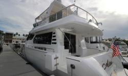 READY TO SELL Features Include: Professionally maintained Cummins Diesel Engines have low hours (610) All new Garmin Electronics, new radar, new batteries Recent bottom paint in (07/15) Much more, see full description for details Nominal Length: 55' Drive