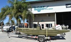 2003 Alweld 18 CC with 90 ETEC Under 100 hours! Financing Available! ? WAS $14,995 ? NOW $13,995 Stock # 7953 ? 2003 Alweld 18ft Center Console with fantail ? 2010 Evinrude ETEC 90 hp motor UNDER 100 HOURS ? 2008 HMDE Trailer Ready to fish. Lots of