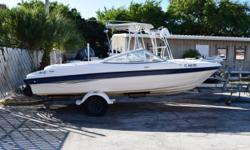 2003 BAYLINER 205BR W/ TRAILER - OFFERS ENCOURAGED!!! 2003 BAYLINER 205BR 2003 MERCRUISER 5.0L 2003 KARAVAN TRAILER CALL OR TEXT ALAN @ 727 359 6704 You've got plenty of room to splash around on the 205, with more space than any other 20-footer in its