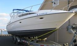 SALE PENDING 2003 Bayliner 305 SB Super Clean...Lift Kept most of its Life. Low Hours and Meticulously Kept. Great Features. Very Cozy and Roomy Cabin! Won't Last at this Price!! Trailer In Picture not Included we do sell them if you need one. This boat