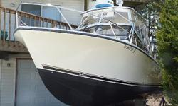 Ready for the Spring Season Check out this ULTRA Clean, low hour DIESEL Powered Carolina Classic.. She has the desired 300 HP engine to deliver superior performance. The jack shaft configuration allows the engine to be mounted forward for the