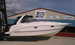 2003 Chaparral Signature 280, Nominal Length: 28' Stock number: 5061