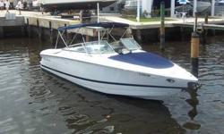 2003 COBALT 282, Refined upscale bowrider with bold styling,exciting performance,appeals to the upscale buyers with an eye for quality.Well appointed cockpit features centerline transom gate,wraparound lounge seating. Huge head/storage compartment is