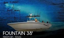 """Actual Location: Freeport, TX - Stock #053022 - The """"FISHING BEAST"""" with trip 4-stroke honda 225's, ratheon radar and a simrad auto pilot system!Do you want to thrill your friends, terrorize the fish and have everyone trying to figure out what just passed"""
